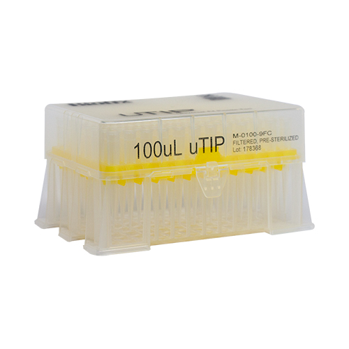 100ul Universal Pipette Tip Racked